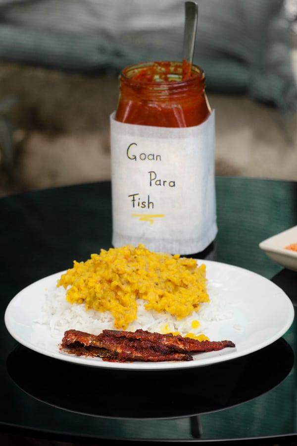 Goan Para Fish - Marinated Fish Pickle www.masalaherb.com #stepbystep #recipe