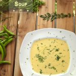 Spiced Yogurt Soup