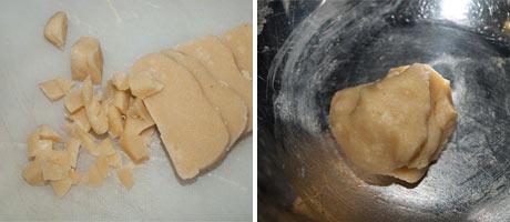 Bethmännchen Cookies www.masalaherb.com #stepbystep #recipe