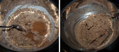Gluten-free Cinnamon Star Cookies #ChristmasWeek www.masalaherb.com