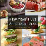 New Year's Eve Appetizers – Amuse Bouche & Bite Sized Hors d'Oeuvres Recipes