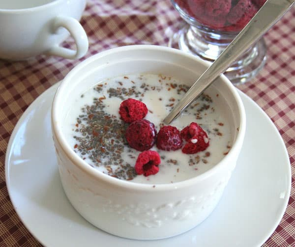 Grain-Free Cream of Wheat