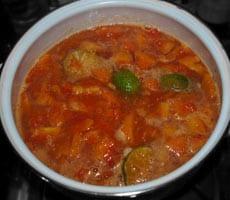 Papaya Lime Jam Recipe www.masalaherb.com