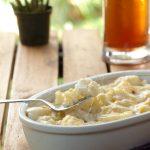 Cauliflower Potato Egg Bake
