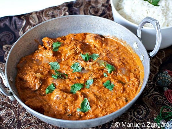Chicken Tikka Masala by Manus Menu