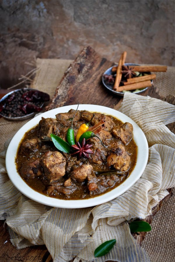 Chettinad Chicken Curry by lifescoops