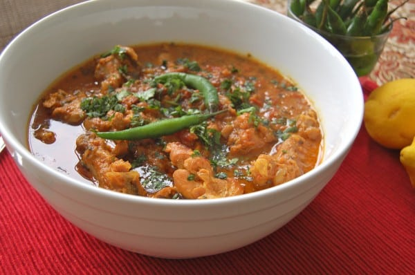 "Chicken Curry ""Seyal-Sindhi Style"" by Compulsive Foodie"