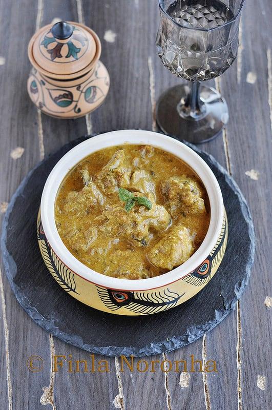 Chicken Kurma by My Kitchen Treasures