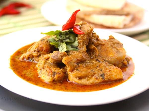 Dhania-Murg-Makhni-–-Creamy-Coriander-chicken by The Lady 8 Home