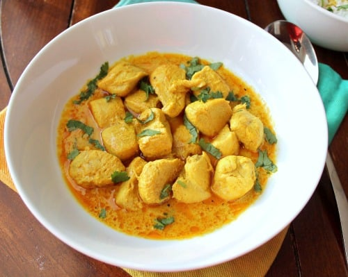 Easy Indian Lemon Chicken by  Sonis Food