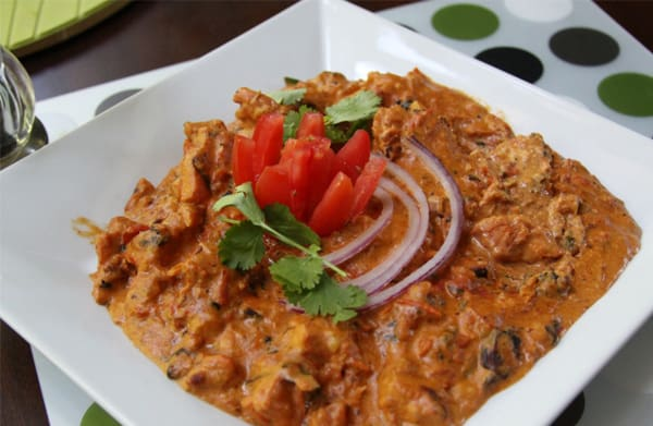 Low calorie Chicken Tikka Masala by The Lady 8 Home