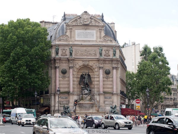 Paris in a day   Masala Herb