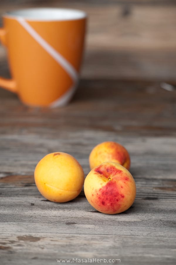 Apricot Dumplings [Marillenknodel] #dessert #Austrian #Recipe www.masalaherb.com