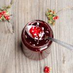 Lingonberry Jam Recipe {without Pectin}