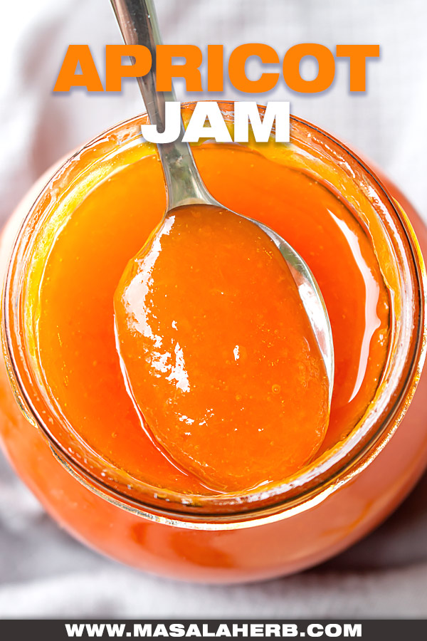 French Apricot Jam cover picture
