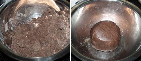 Ragi Poppy Seed Cookies - healthier Fingermillet cooky recipe www.masalaherb.com