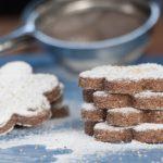 Ragi Poppy Seed Cookies - healthier Fingermillet cookie recipe www.masalaherb.com