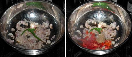 Easy Potato Cauliflower Masala - Aloo Gobi Curry {Nut-free Vegetarian} Indian recipe www.masalaherb.com