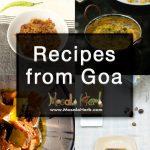 FREE Recipes from Goa Ebook by masalaherb.com