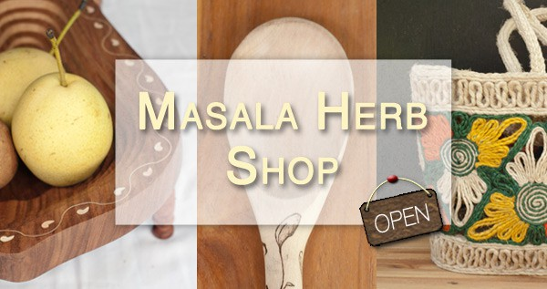 Masala Herb Shop Now Open - online shop india www.masalaherb.com