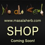 Launching soon The Masala Herb Shop