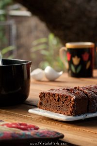 Beetroot Chocolate Cake Recipe www.masalaherb.com