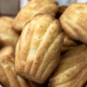 Best Madeleine Recipe [French]