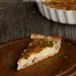 Quiche Lorraine Recipe easy – How to make Quiche Lorraine