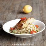 Salmon Tagliatelle Recipe