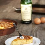 French Apple Cake with Calvados