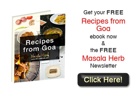 Get the free Goa Recipe Book - masalaherb.com