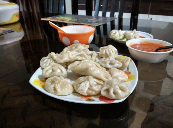 inspiring Momos Recipe - tibetan dumspings www.masalaherb.com #roundup