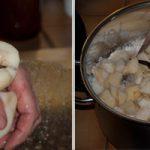 Easy Pear Preserves - Pear Jam Recipe with Vanilla & without Pectin www.masalaehrb.com #Recipe #stepbystep #jam