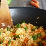 Easy Pineapple Fried Rice Recipe – Delicious Vegetarian Weeknight Meal