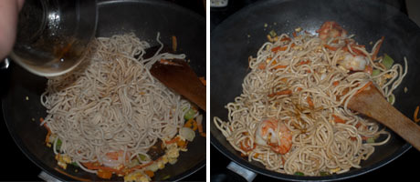 Singapore Noodles - Singapore Chow Mein - Stir fried Asian Noodles #stepbystep #Recipe #Asian www.masalahern.com