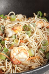 Singapore Noodles – Singapore Chow Mein – Stir fried Asian Noodles