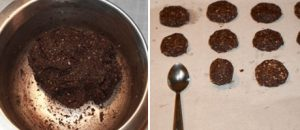 Chocolate Pepper Cookies Recipe {Gluten-free} www.MasalaHerb.com #cookies