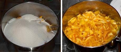 Orange Marmalade Recipe - How to make orange marmalade www.MasalaHerb.com french #Recipe
