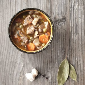 Winter Veal Stew - French Ragout Recipe