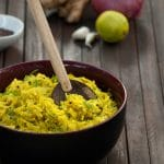 Coriander Rice Recipe – How to make Coriander Rice – Cilantro Rice