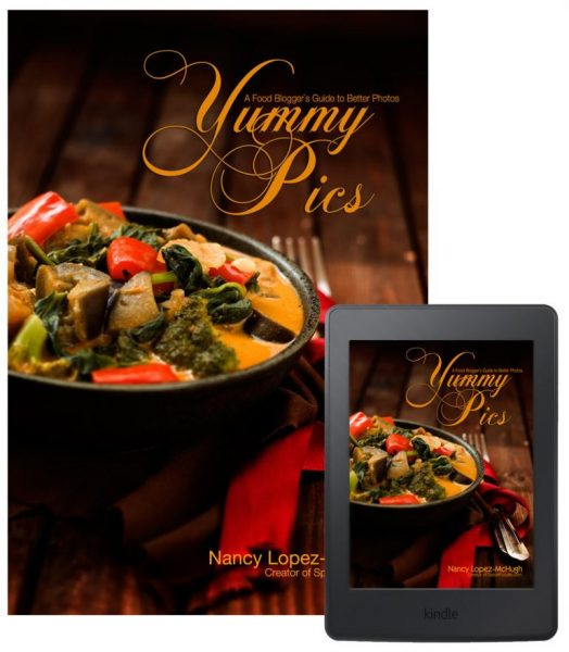 Yummy Pics - Food Photography Guide Book by Nancy Lopez-McHugh Review