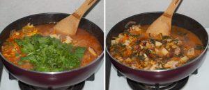 Thukpa Tibetan Chicken Noodle Soup Recipe - How to make Thukpa www.MasalaHerb.com