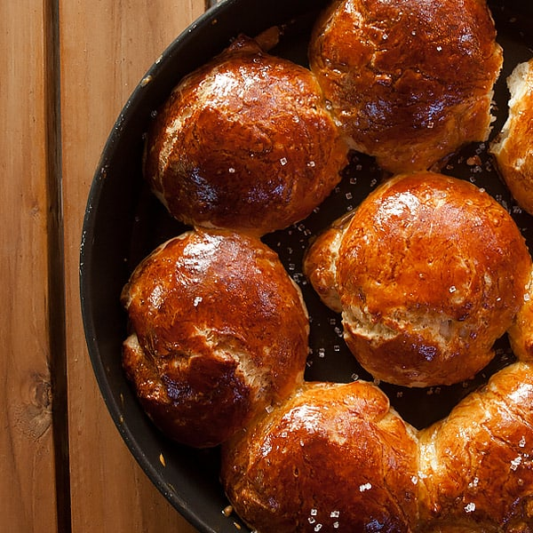 Brioche Bun Recipe - French Brioche Bread Roll