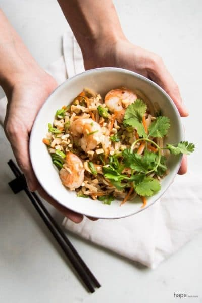 12 fantastic Stir-Fry Asian Noodle Dishes you need to try! Collection at MasalaHerb.com ---Easy Shrimp Pad Thai hapanom.com
