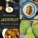 9 amazing Vegetarian Jackfruit Recipes & Ideas – Sweet & Savory Jackfruit Eats to discover!