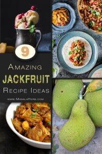 9 amazing Vegetarian Jackfruit Recipes & Ideas – Sweet & Savory Jackfruit Eats to discover!