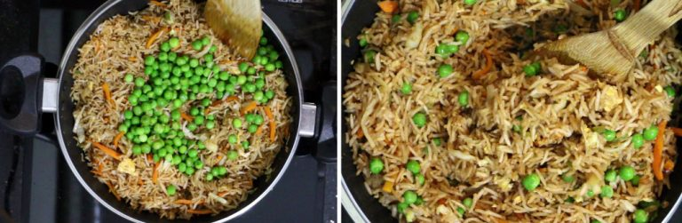 Quick easy egg fried rice recipe how to make egg fried rice quick easy egg fried rice recipe how to make egg fried rice indian style ccuart Image collections