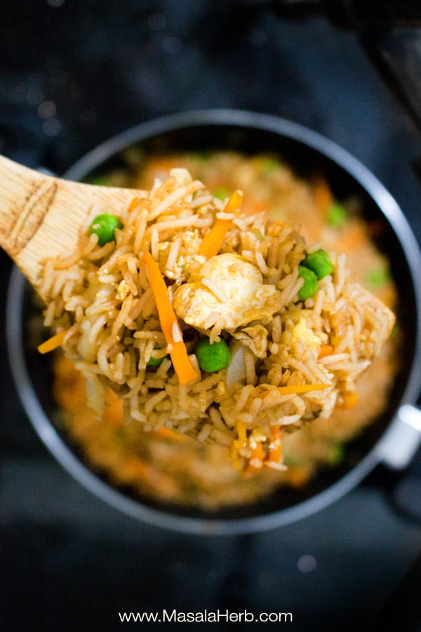 Quick easy egg fried rice recipe how to make egg fried rice quick easy egg fried rice recipe how to make egg fried rice indian style forumfinder Image collections