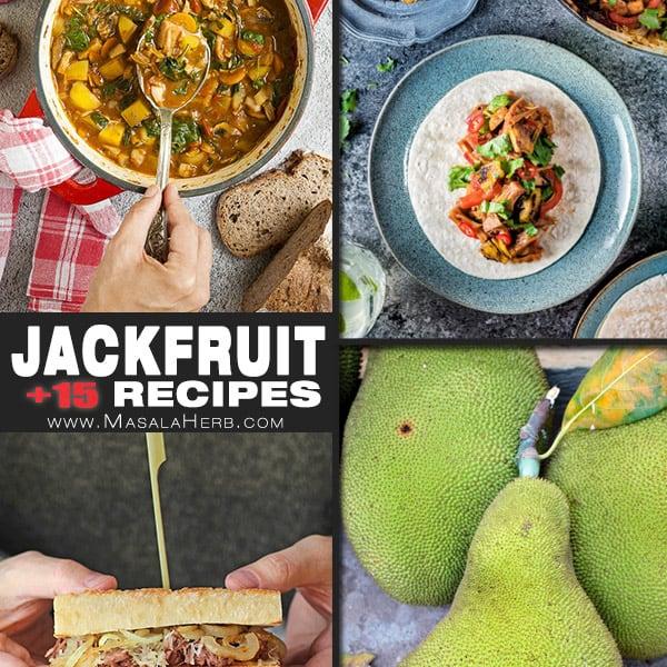 jackfruit recipe post cover