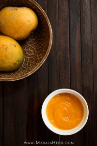 How to make and store Mango Pulp + Mango Pulp Recipe Ideas and Uses [+Video]